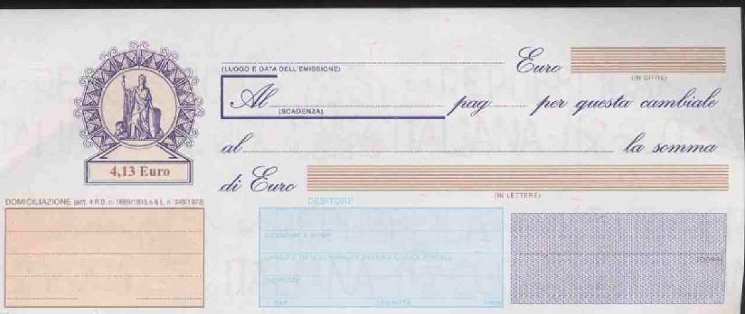 Il possessore della cambiale non può pretendere sempre il pagamento del credito documentato #in
