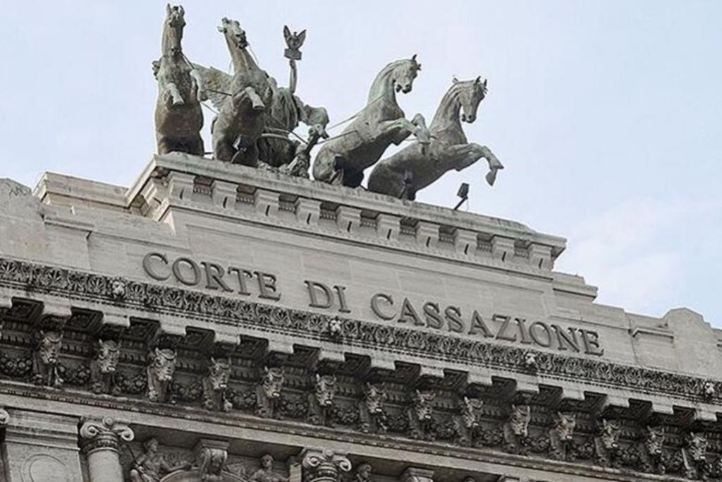 legittimazione passiva Corte di Cassazione